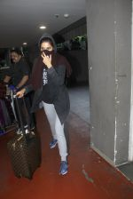Nargis Fakhri snapped at airport on 5th Aug 2016