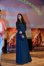 Pooja Hegde at Mohenjo Daro promotions in Gargi college on 5th Aug 2016 (45)_57a568d8986d0.jpg