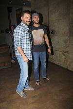 Sanjay Kapoor, Ritesh Sidhwani snapped at a screening in Mumbai on 5th Aug 2016 (24)_57a56ba58912a.JPG