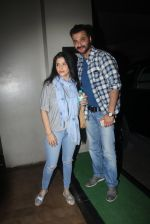 Sanjay Kapoor,Maheep Kapoor snapped at a screening in Mumbai on 5th Aug 2016 (24)_57a56ba92a852.JPG