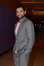 Abhay Deol at Happy Bhag Jayegi promotions in Mumbai on 6th Aug 2016