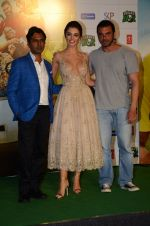 Amy Jackson, Sohail Khan, Nawazuddin Siddiqui at Freaky Ali trailer launch on 7th Aug 2016 (83)_57a76e890cc05.JPG