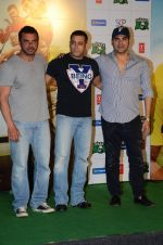 Amy Jackson, Sohail Khan, Arbaaz Khan at Freaky Ali trailer launch on 7th Aug 2016 (54)_57a76fa38b198.JPG