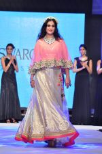 Anjana Sukhani walk for a Jewellery show on 6th Aug 2016