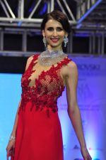 Claudia Ciesla walk for a Jewellery show on 6th Aug 2016