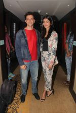 Hrithik Roshan, Pooja Hegde at Mohenjo Daro Promotion in Mumbai on 6th Aug 2016 (24)_57a744e6800b5.JPG