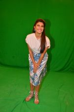 Jacqueline Fernandez snapped in Mumbai to promote The Flying Jatt on 6th Aug 2016 (37)_57a7460fbcab2.JPG