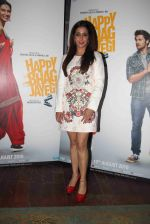 Krishika Lulla at Happy Bhag Jayegi promotions in Mumbai on 6th Aug 2016
