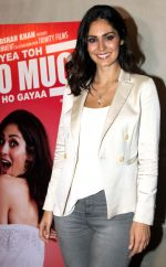 bruna abdullah at Yeh toh Two much hogaya film event on 6th Aug 2016