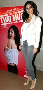 bruna abdullah at Yeh toh Two much hogaya film event on 6th Aug 2016_57a737f0739b0.jpg