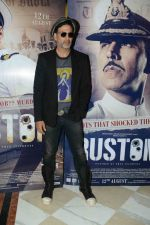 Akshay Kumar at the Press Conference of Rustom in New Delhi on 8th Aug 2016
