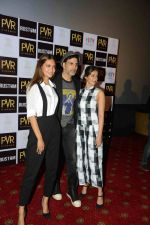 Akshay Kumar, Ileana D_Cruz, Esha Gupta at the Press Conference of Rustom in New Delhi on 8th Aug 2016 (111)_57a8c2d8bf07b.jpg