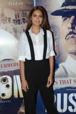 Esha Gupta at the Press Conference of Rustom in New Delhi on 8th Aug 2016 (67)_57a8c2f11f9ac.jpg