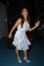 Jacqueline Fernandez promote The Flying Jatt at Smaash on 8th Aug 2016 (33)_57a8c3cd6a9ab.JPG