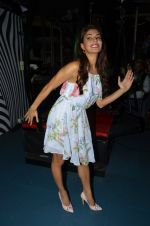 Jacqueline Fernandez promote The Flying Jatt at Smaash on 8th Aug 2016 (35)_57a8c3cf29e6a.JPG