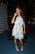 Jacqueline Fernandez promote The Flying Jatt at Smaash on 8th Aug 2016 (37)_57a8c3d0e2964.JPG