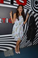 Jacqueline Fernandez promote The Flying Jatt at Smaash on 8th Aug 2016 (41)_57a8c3d4aaa7e.JPG