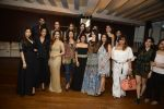 Kanika Kapoor, Sana Khan, Sarah Jane Dias, Mandana Karimi, Zoya Morani, Krishika Lulla at Joya exhibition announcement in Mumbai on 8th Aug 2016 (119)_57a8c5e995e48.JPG
