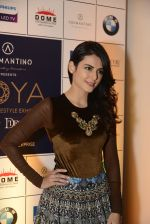 Mandana Karimi at Joya exhibition announcement in Mumbai on 8th Aug 2016 (46)_57a8c62f84402.JPG