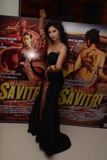 Niharica Raizada at the press meet of Waarrior Savitri  on 6th Aug 2016_57a7fb5dc945b.JPG