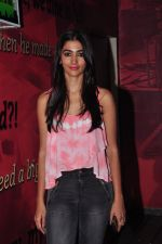 Pooja Hegde snapped at PVR as she came to watch Dishoom on 7th Aug 2016 (1)_57a819a3d67a2.JPG