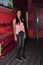 Pooja Hegde snapped at PVR as she came to watch Dishoom on 7th Aug 2016