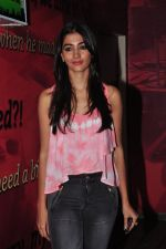 Pooja Hegde snapped at PVR as she came to watch Dishoom on 7th Aug 2016 (8)_57a819f818bd4.JPG