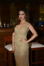 Sana Khan at Joya exhibition announcement in Mumbai on 8th Aug 2016
