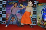 Tiger Shroff promote The Flying Jatt at Smaash on 8th Aug 2016 (75)_57a8c451ec07e.JPG