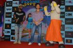 Tiger Shroff, Jacqueline Fernandez, Remo D Souza promote The Flying Jatt at Smaash on 8th Aug 2016 (12)_57a8c456d9089.JPG