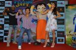 Tiger Shroff, Jacqueline Fernandez, Remo D Souza promote The Flying Jatt at Smaash on 8th Aug 2016 (20)_57a8c458b8d4b.JPG