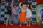 Tiger Shroff, Jacqueline Fernandez, Remo D Souza promote The Flying Jatt at Smaash on 8th Aug 2016 (29)_57a8c459c3fb3.JPG
