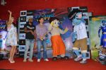 Tiger Shroff, Jacqueline Fernandez, Remo D Souza promote The Flying Jatt at Smaash on 8th Aug 2016 (31)_57a8c45a5a88e.JPG