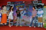 Tiger Shroff, Jacqueline Fernandez, Remo D Souza promote The Flying Jatt at Smaash on 8th Aug 2016 (50)_57a8c484b666d.JPG