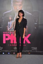 Andrea Tariang at Pink trailer launch in Mumbai on 9th Aug 2016 (2)_57a9e4366bf1b.JPG