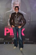 Amitabh Bachchan at Pink trailer launch in Mumbai on 9th Aug 2016