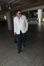 Boman Irani snapped at airport on 8th Aug 2016