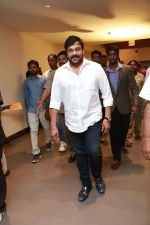 Chiranjeevi at Krish weds Ramya wedding reception on 8th Aug 2016