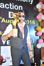 Jackie Shroff at 5th TIIFA Award Announcent Ceremony in J W Marriott, Juhu on 9th Aug 2016