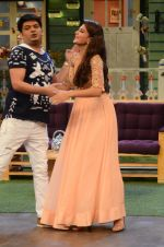 Jacqueline Fernandez promote The Flying Jatt on the sets of The Kapil Sharma Show on 8th Aug 2016 (24)_57a94e2f99de9.JPG