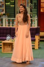 Jacqueline Fernandez promote The Flying Jatt on the sets of The Kapil Sharma Show on 8th Aug 2016 (25)_57a94e3069ae2.JPG