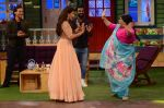 Jacqueline Fernandez promote The Flying Jatt on the sets of The Kapil Sharma Show on 8th Aug 2016