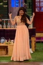 Jacqueline Fernandez promote The Flying Jatt on the sets of The Kapil Sharma Show on 8th Aug 2016 (38)_57a94e3d049e4.JPG