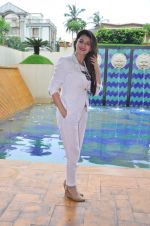 Kainaat Arora at 5th TIIFA Award Announcent Ceremony in J W Marriott, Juhu on 9th Aug 2016