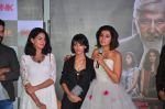 Kirti Kulhari, Andrea Tariang, Amitabh Bachchan, Taapsee Pannu and Angad Bedi, Piyush Mishra at Pink trailer launch in Mumbai on 9th Aug 2016 (105)_57a9e43de4919.JPG
