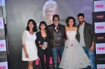 Kirti Kulhari, Andrea Tariang, Amitabh Bachchan, Taapsee Pannu and Angad Bedi, Piyush Mishra at Pink trailer launch in Mumbai on 9th Aug 2016 (133)_57a9e43f79275.JPG