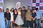 Kirti Kulhari, Andrea Tariang, Amitabh Bachchan, Taapsee Pannu, Shoojit Sircar, Angad Bedi, Piyush Mishra, Aniruddha Roy Chowdhury at Pink trailer launch in Mumbai on 9th Aug 2016 (136)_57a9e4419ad88.JPG
