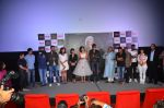 Kirti Kulhari, Andrea Tariang, Amitabh Bachchan, Taapsee Pannu and Angad Bedi, Piyush Mishra at Pink trailer launch in Mumbai on 9th Aug 2016 (104)_57a9e7a56f9fe.JPG