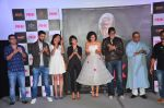 Kirti Kulhari, Andrea Tariang, Amitabh Bachchan, Taapsee Pannu and Angad Bedi, Piyush Mishra at Pink trailer launch in Mumbai on 9th Aug 2016 (98)_57a9e43cf0edc.JPG