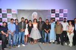 Kirti Kulhari, Andrea Tariang, Amitabh Bachchan, Taapsee Pannu, Shoojit Sircar, Angad Bedi, Piyush Mishra, Aniruddha Roy Chowdhury at Pink trailer launch in Mumbai on 9th Aug 2016 (130)_57a9e7ca20224.JPG